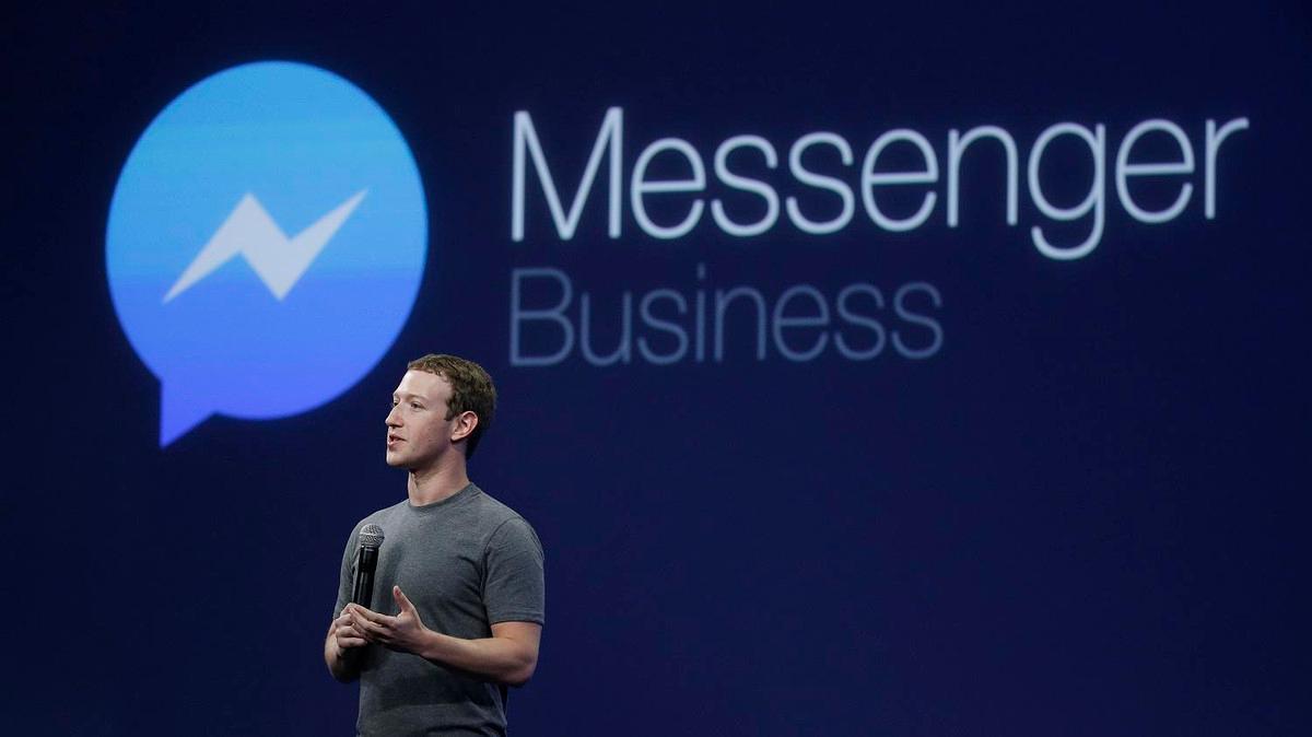 تطبيق فيس بوك ماسنجر