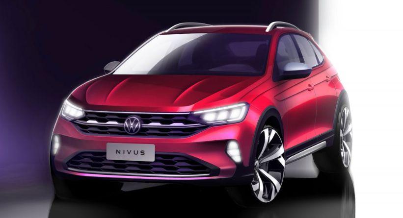 فولكس فاجن تكشف رسمياً عن سياراتها الجديدة نيفوس 2021