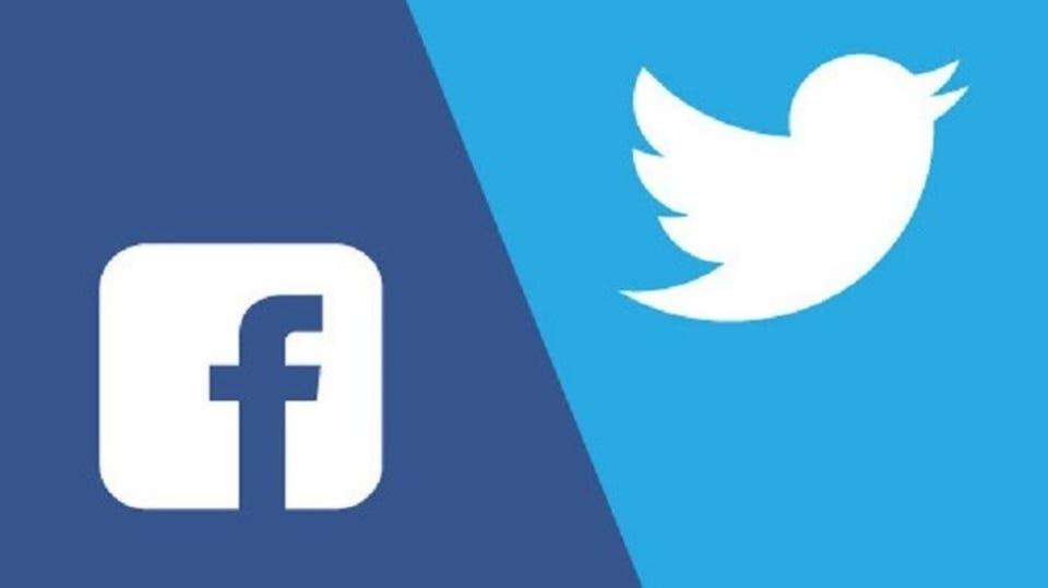تهديدات ترامب بغلق موقعي فيسبوك وتويتر تدفع أسهم الشركتين للتراجع بنحو 4 %