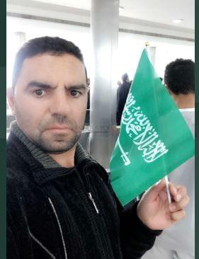 """بالصور، الإفراج عن الناشط السعودي على سناب شات """" أبو الفدا """" ورواد تويتر يحتفلون به"""