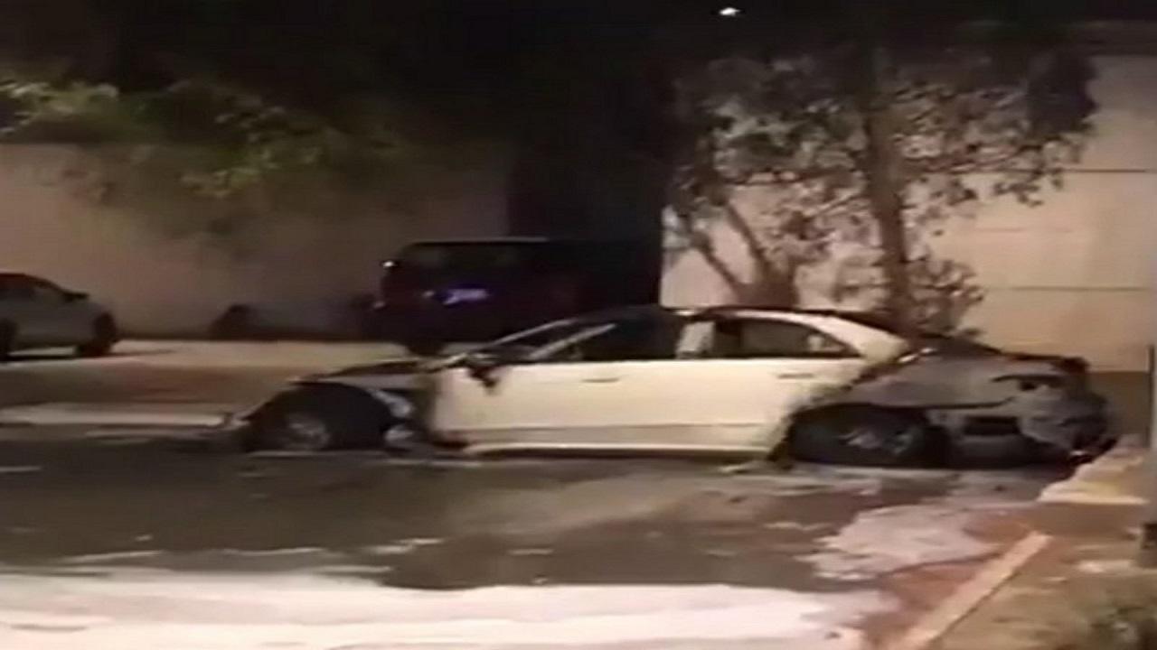 تفاصيل وأسباب القبض على مُشعل النيران في أربع مركبات بمكة