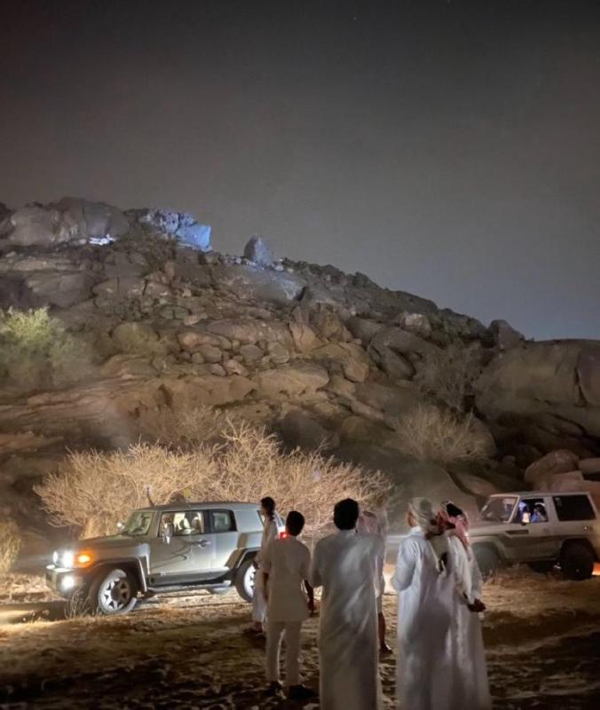 """مصادر أمنية: العثور على """" فاطمة """" مفقودة نجران وهي بحالة صحية جيدة"""