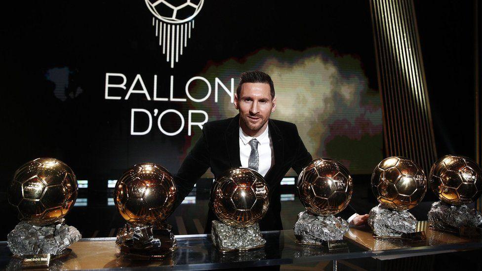 فرانس فوتبول تُعلن إلغاء جائزة الكرة الذهبية لعام 2020
