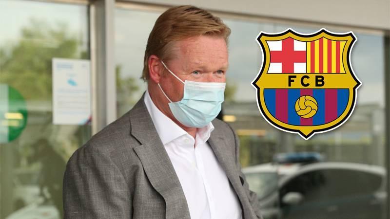 رسميًا.. رونالد كومان يتولى المسئولية الفنية لبرشلونة الإسباني