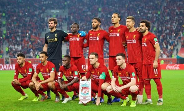 تعرف على مباريات ليفربول في الدور الأول من الدوري الإنجليزي موسم 2020-2021