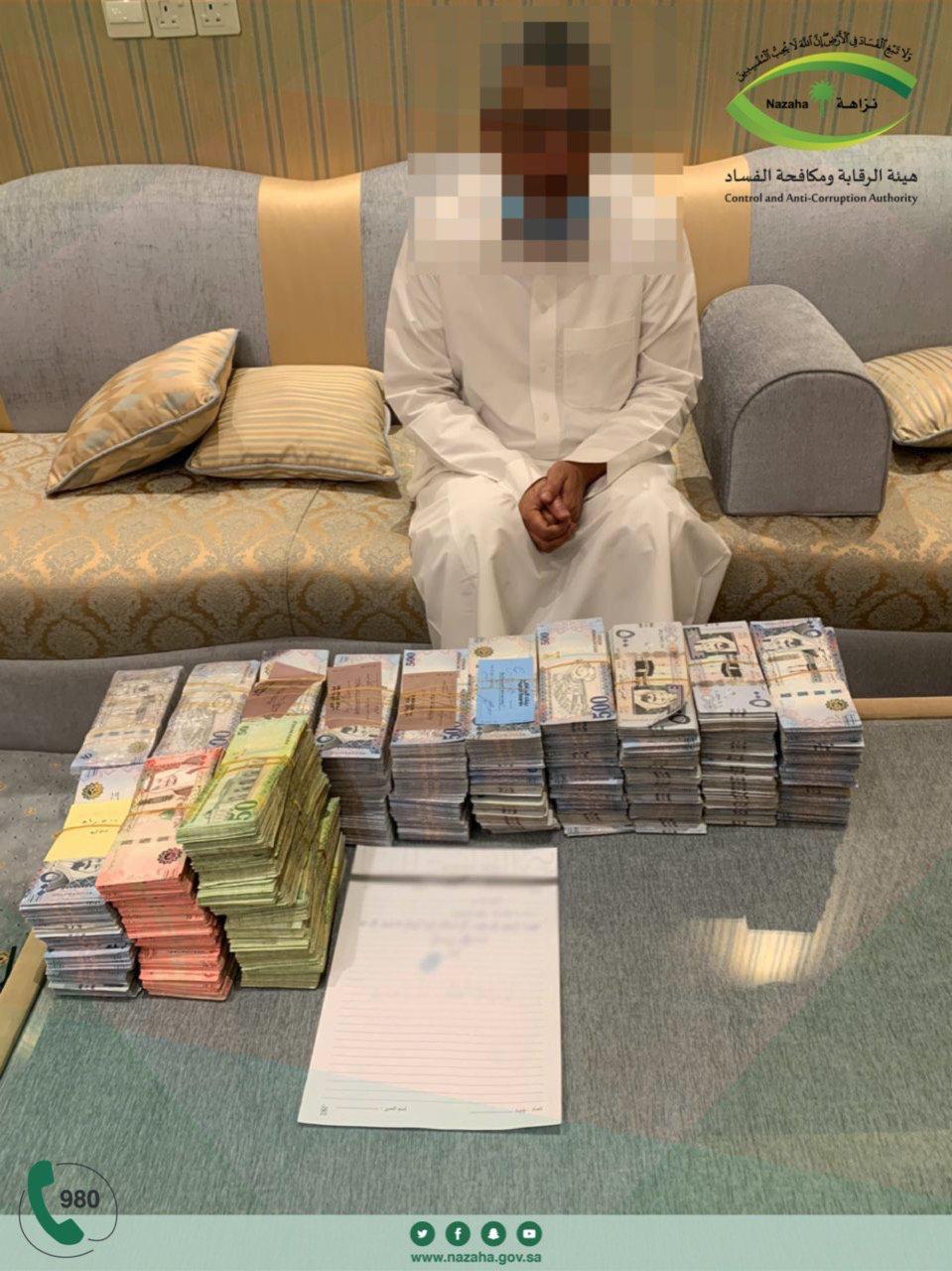 مكافحة الفساد تكشف عن قضية فساد كبرى في بلدية بالرياض تورط بها 5 موظفين