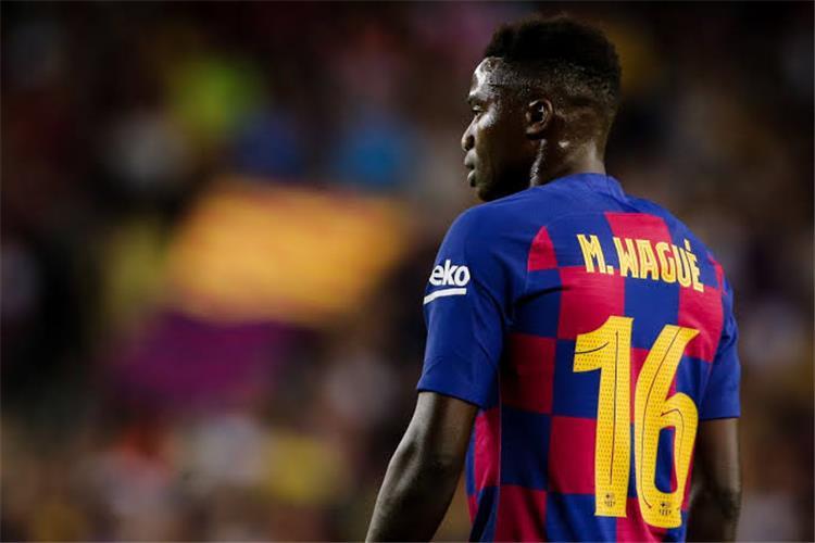 """برشلونة يُعلن رحيل مُدافعه الشاب """"موسى واجي"""" إلى الدوري اليوناني"""