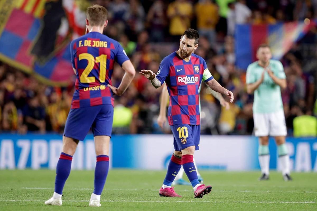 وسط مُعارضة اللاعبين.. إدارة برشلونة تبدأ رسميًا خطوة تخفيض أجور
