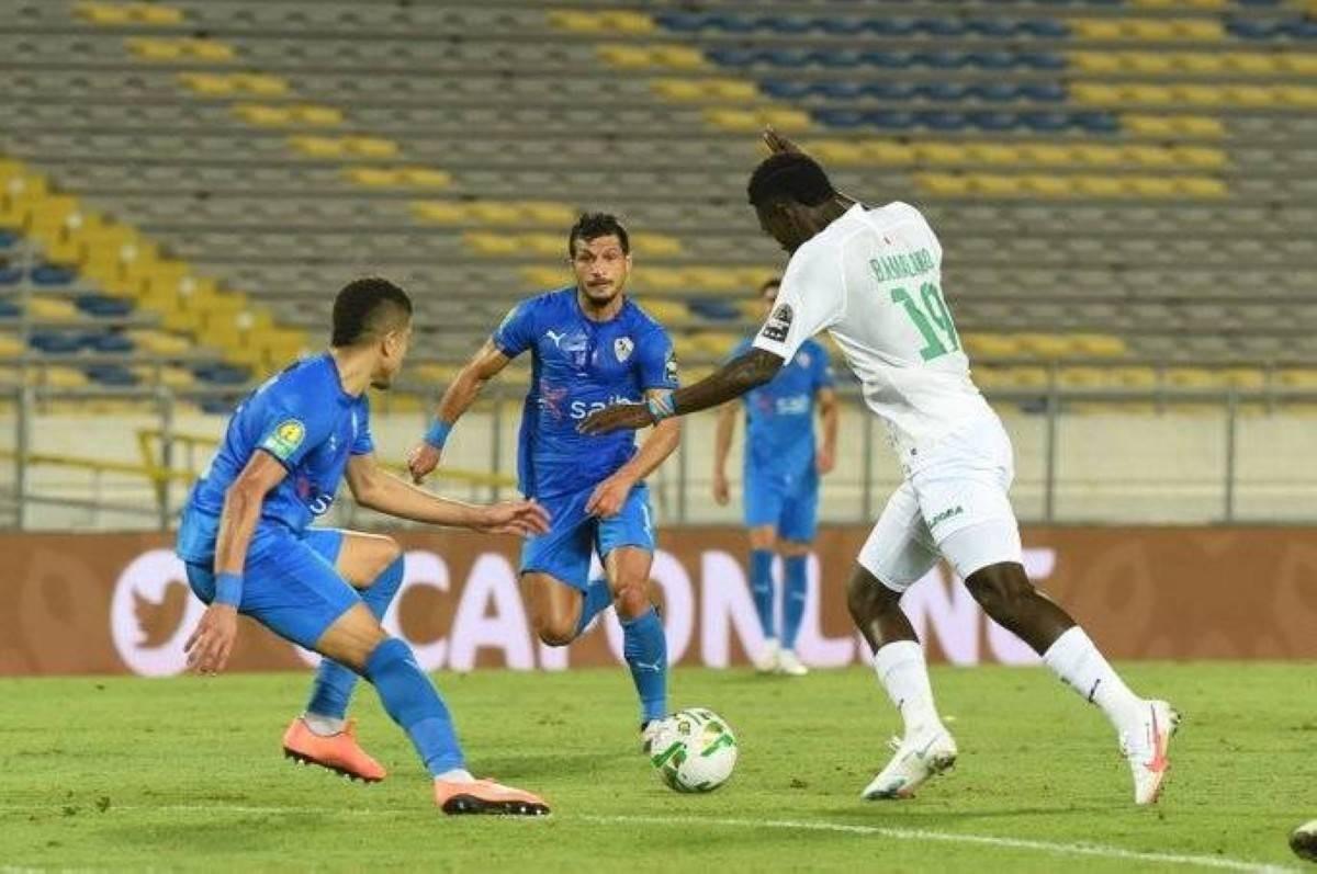 الكاف يقترب من تأجيل مباراة الزمالك والرجاء بنصف نهائي أبطال أفريقيا