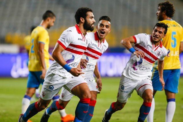 الدوري المصري.. الزمالك يواجه الدراويش من أجل الوصافة