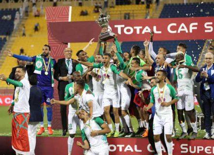 في الوقت القاتل.. الرجاء بطل الدوري المغربي للمرة الـ12 في تاريخه