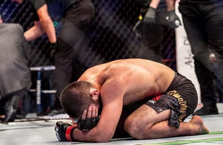 رئيس UFC: قرار اعتزال حبيب كان عاطفيًا وسيعود من أجل الفوز الـ30