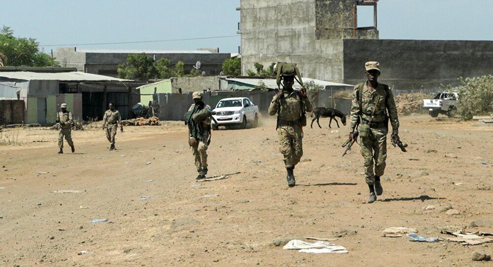 قوات تغراي تُعلن إسقاط طائرة إثيوبية وأسر قائدها