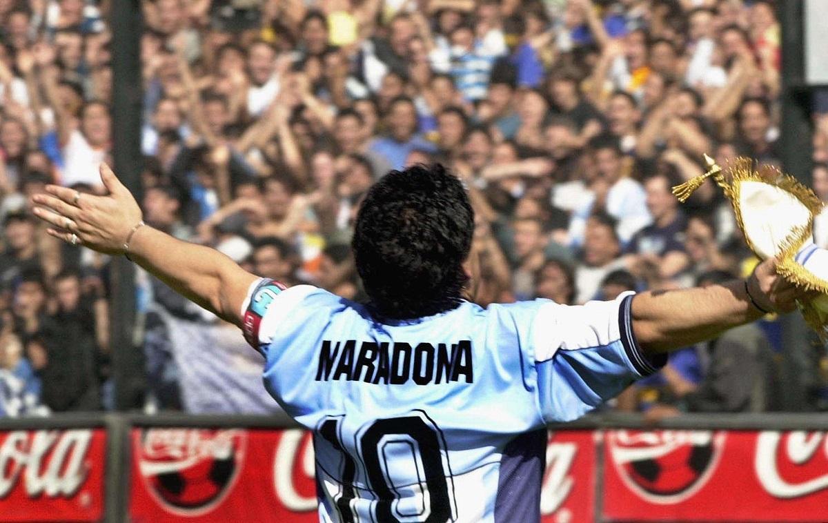 """الفتى الذهبي """"مارادونا"""" يُفارق الحياة عن عمر يُناهز الـ60 عامًا"""
