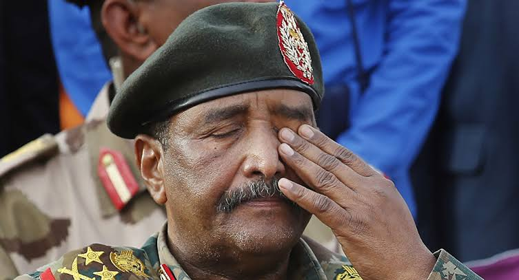 البرهان: حذف السودان من قائمة الإرهاب الأمريكة ليس غاية