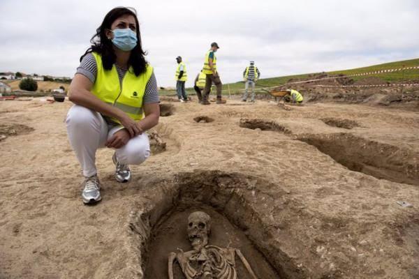 اكتشاف إسلامي.. مقبرة جماعية في مدينة سرقسطة الإسبانية