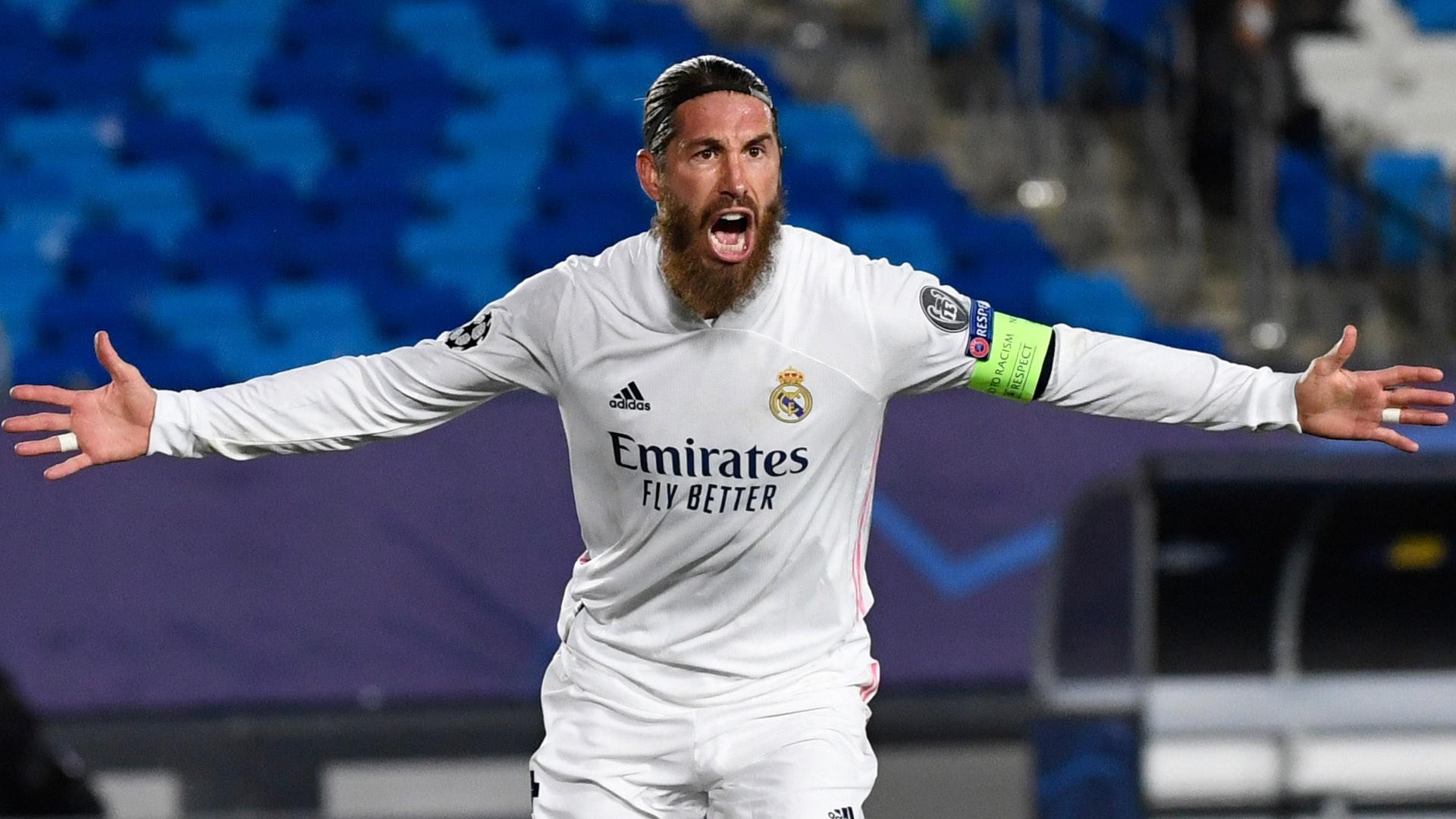 حسم الجدل.. ريال مدريد قريب من حسم مستقبل راموس