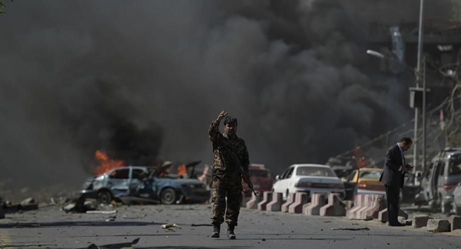 قبيل انسحاب جنود أمريكان.. قتلى وجرحى في استهداف صاروخي بالعاصمة الأفغانية