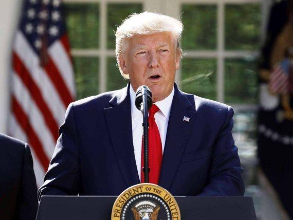 """الرئيس الأمريكي: الولايات المتحدة تمتلك صواريخ """"هيدروصوتية"""""""