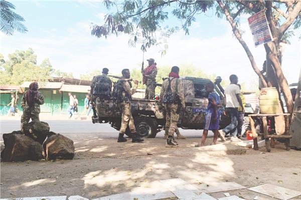 الجيش الإثيوبي يقتل 45 مسلحًا بزعم مشاركتهم في مذبحة بني شنقول