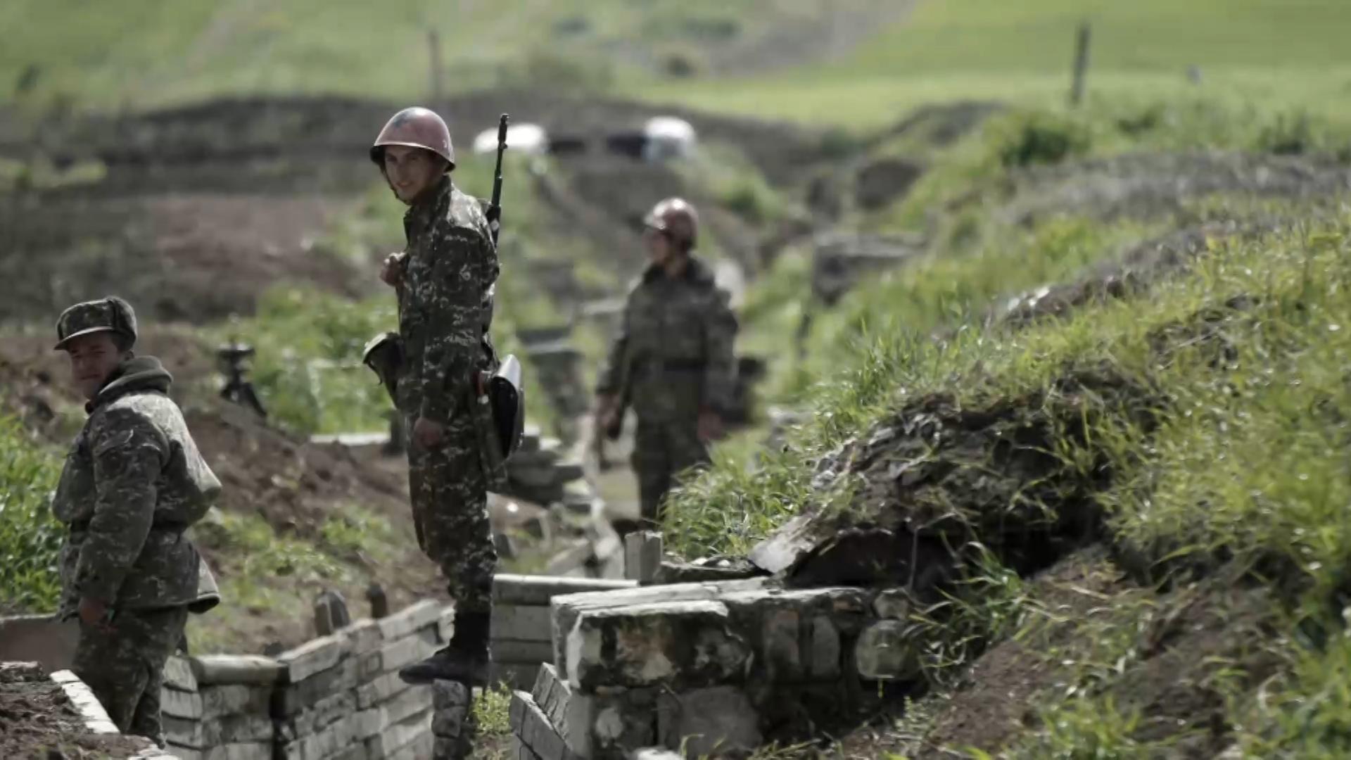 قتلى وجرحى في صفوف جنود الجيش الأذري عقب عودة التوتر