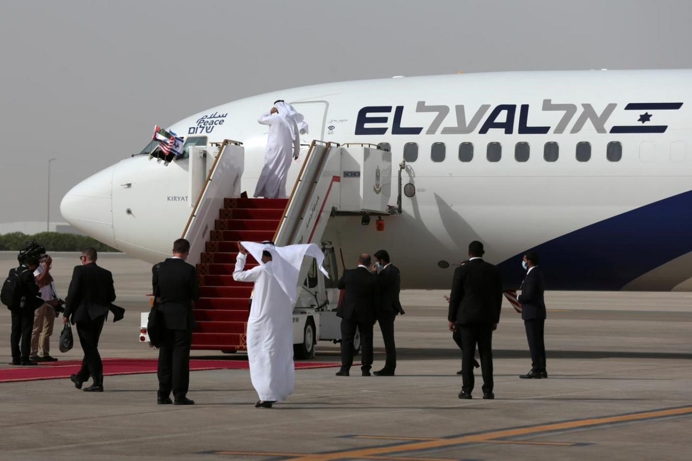 السعودية تسمح للطيران الإسرائيلي باستخدام مجالها الجوي