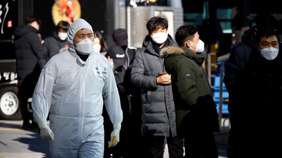 كوريا الجنوبية تسجل حصيلة قياسية بكورونا.. والوفيات حول العالم تقترب من المليونين