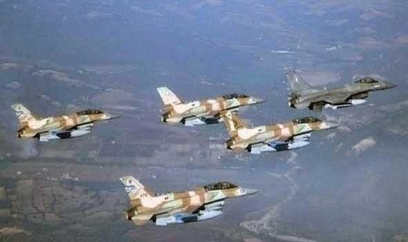 طيران الاحتلال يُنفذ عدة غارات وهمية في لبنان