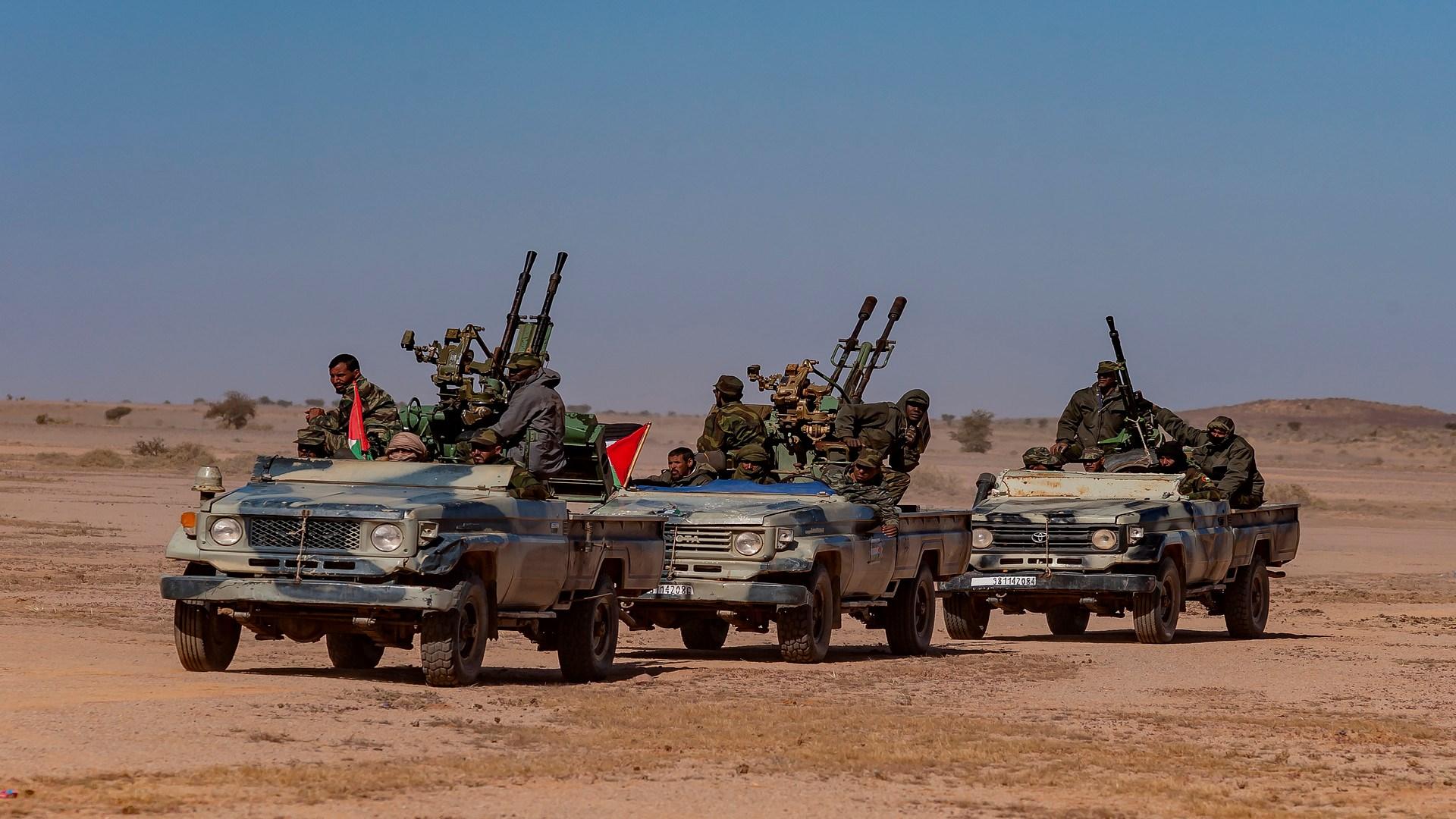 الجزائر وروسيا تدعوان لضبط النفس بمنطقة الكركرات