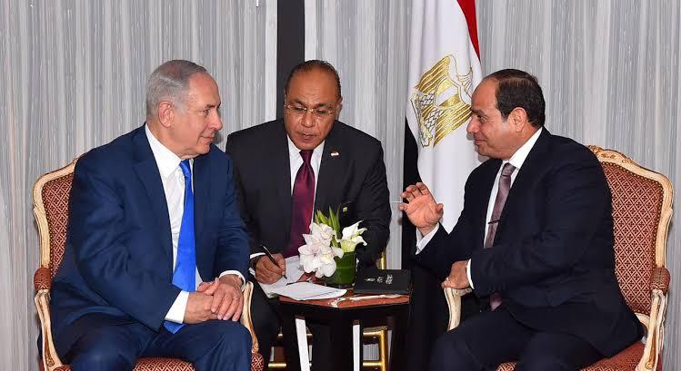نتنياهو يزور مصر قريبا بعد تلقيه دعوة من السيسي