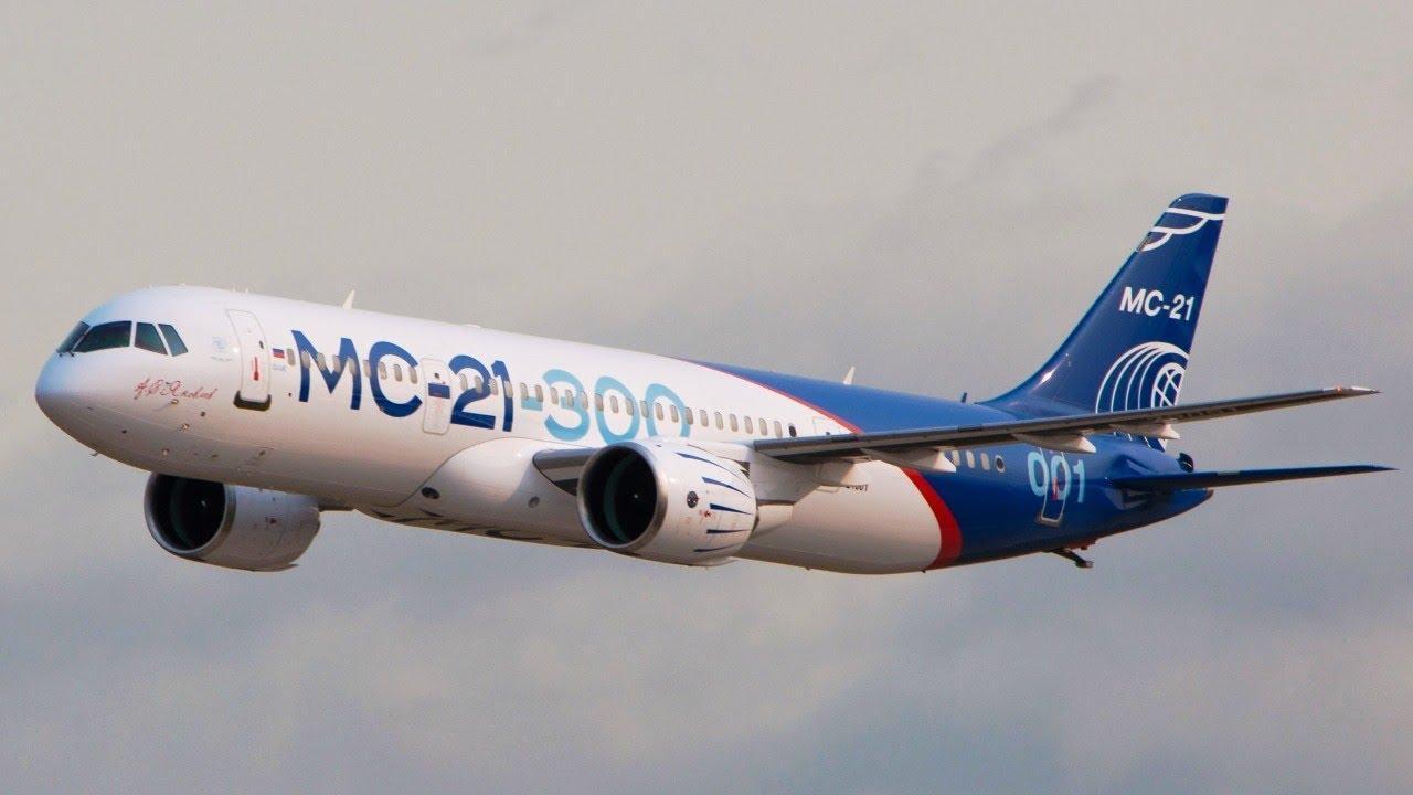 روسيا تطلق أول طائرة ركاب مدنية بمحرك محلى الصنع