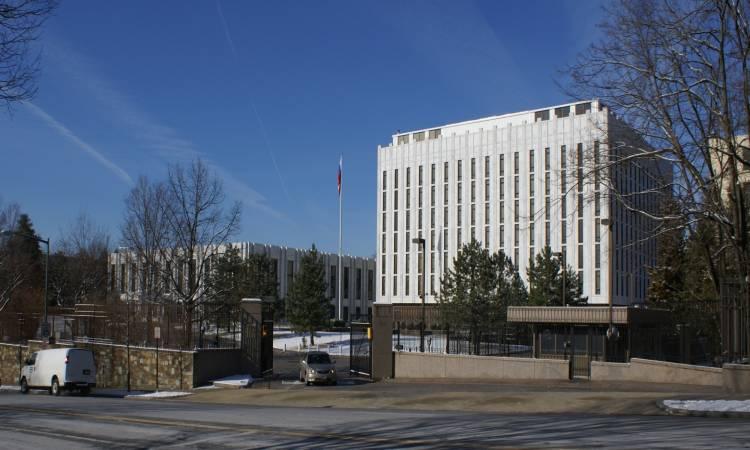 سفارة روسيا بواشنطن تنفي صلتها بهجمات القرصنة الإلكترونية
