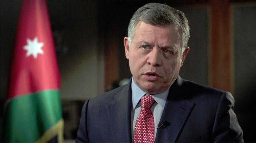 العاهل الأردني: القدس لا يقبل الشراكة أو القسمة