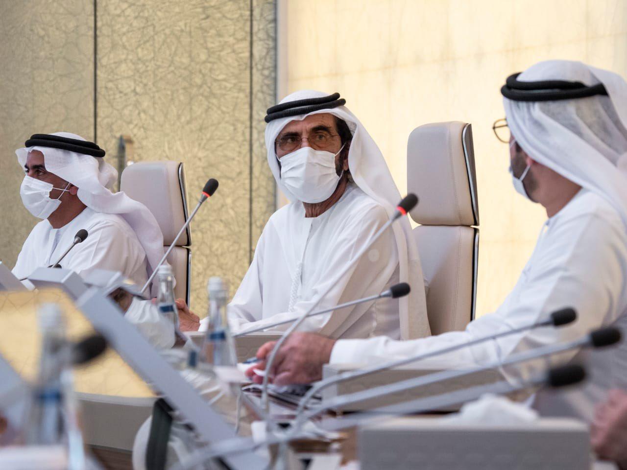 أبرزها الإقامة والجنسية.. تعرف على قرارات اجتماع مجلس وزراء الإمارات 2021