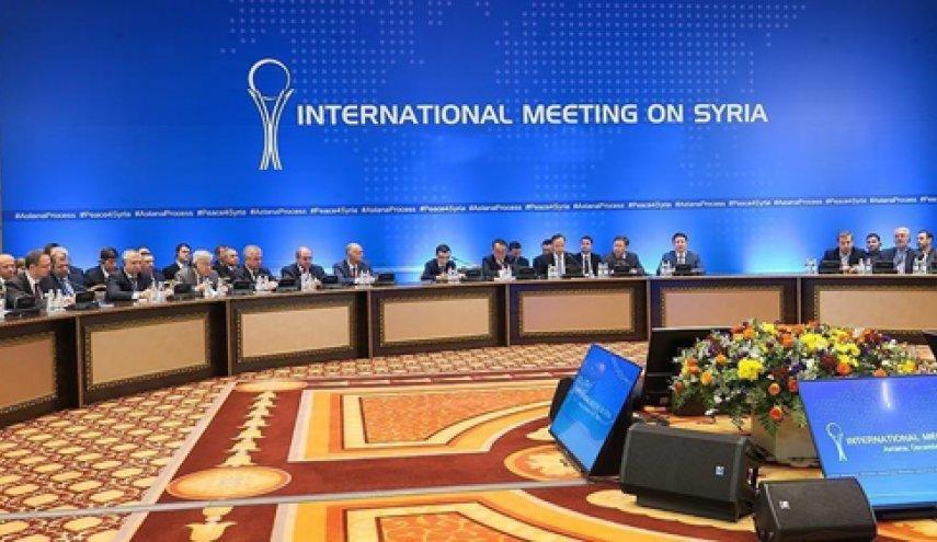"""بيان بـ""""صيغة أستانا"""" يحث المؤسسات الأممية على إعطاء الأولوية للتلقيح في سوريا"""