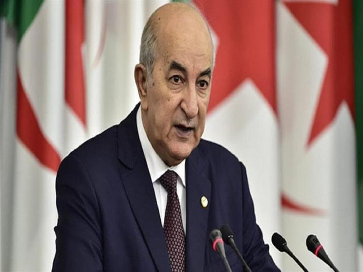 الرئيس الجزائري يعتزم حل البرلمان وتمرير قانون الانتخابات