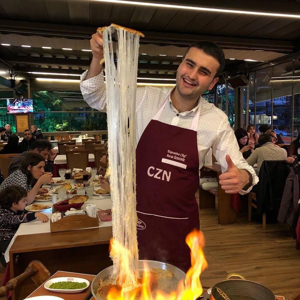 إغلاق مطعم الشيف التركي بوراك بدبي لهذا السبب