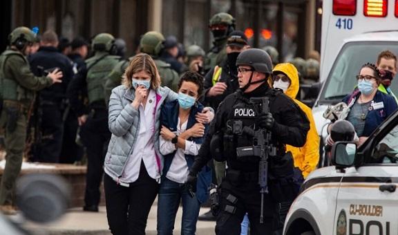 بعد أيام من حادث أتلانتا.. مقتل 10 أشخاص في حادث إطلاق النار بولاية كولورادو
