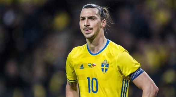 تقارير.. إبراهيموفيتش قريب من تمثيل السويد مرة أخرى