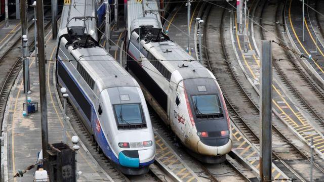 فرنسا تبدأ تجاربها الأولى لإنشاء قطارات هجينة صديقة للبيئة