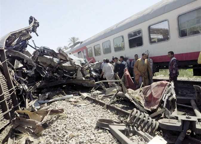 عودة حركة القطارات في سوهاج.. وقرارات جديدة للرئيس لتعويض المصابين