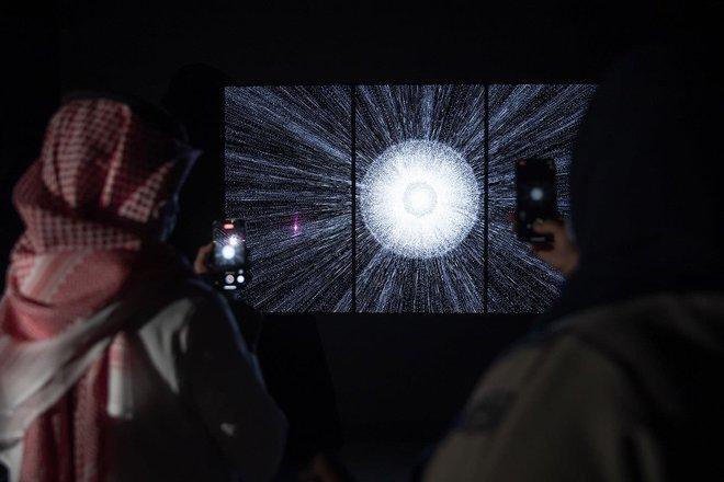 """السعودية.. انطلاق فعالية """"نور الرياض"""" أمس الخميس"""