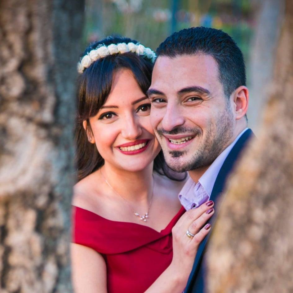 انسطاسيا ومايكل..قصة حب في مواجهة السرطان