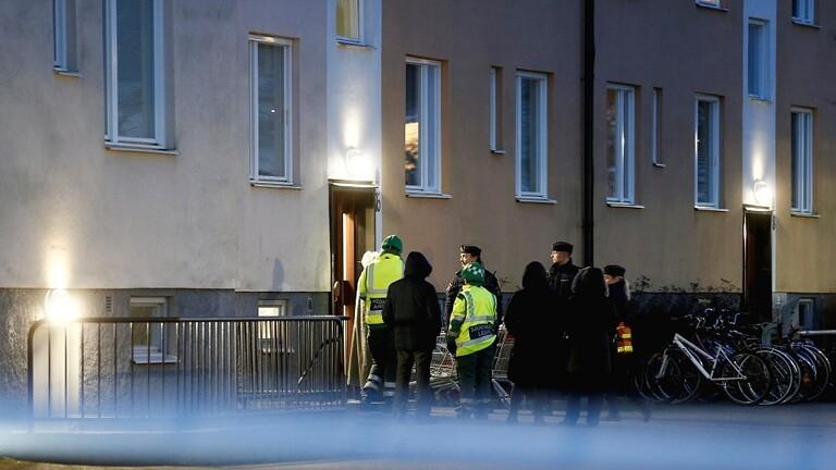 مصرع 8 أشخاص في السويد بسبب هجوم بسلاح أبيض