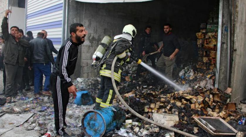 قتلى وجرحى في انفجار سيارة مُفخخة بمدينة الباب السورية