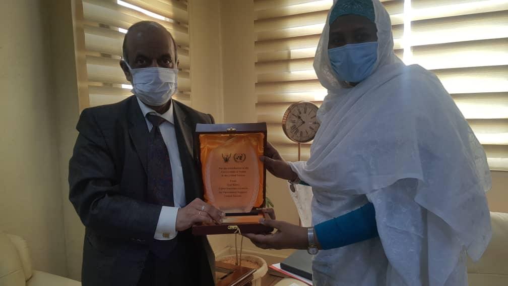 السودان تسعى لتعزيز شراكتها مع الأمم المتحدة