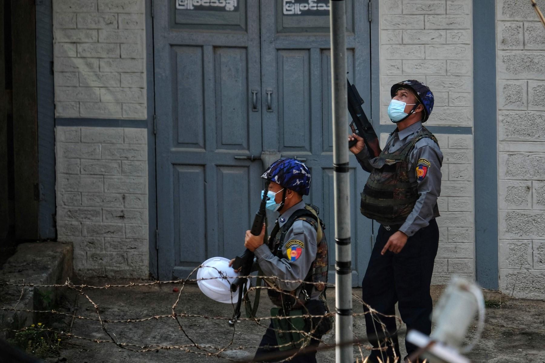 أكثر من 90 قتيلا في ميانمار في ظل استمرار الاحتجاجات ضد الجيش