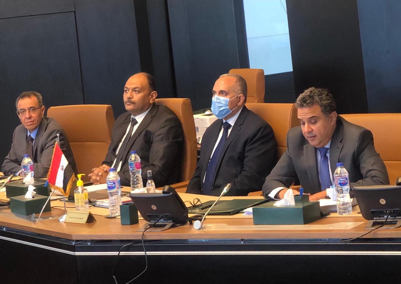 اجتماعات جديدة لمصر واثيوبيا والسودان حول مفاوضات سد النهضة