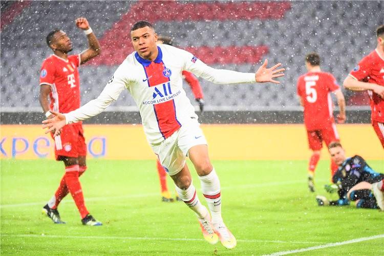 باريس سان جيرمان يفوز على البايرن 3-2 في دوري أبطال أوروبا
