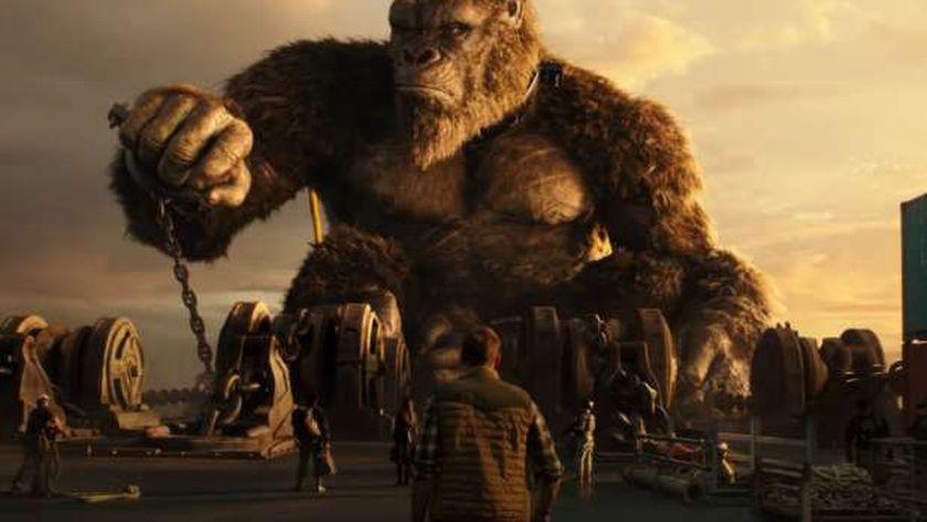Godzilla vs Kong يحقق ايرادات ضخمة بعد ايام من عرضه